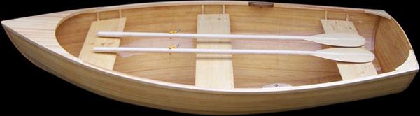 из какого дерева делаю весла на лодку