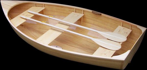 Лодка из дерева чертежи видео
